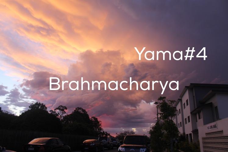 Brahmacharya